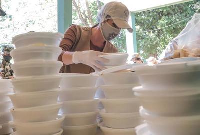 Oficina de la Primera Dama repartió más de 81.000 platos de comida