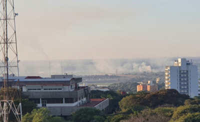 HOY / El MADES tira la responsabilidad de quemazones a la Municipalidad