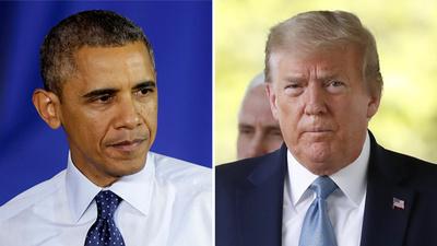 "Barack Obama califica como ""desastre caótico"" el manejo de Donald Trump ante pandemia del COVID-19"
