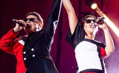 """HOY / """"Casi Feliz"""", la nueva canción de Miranda! presenta serie de Netflix"""