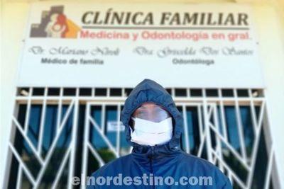 Popular médico argentino radicado en Pedro Juan Caballero felicita al Ministerio de Salud por las medidas restrictivas