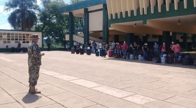 COVID-19: Para Sequera, Paraguay se encamina a salir de zona de alto riesgo, pero tomas de muestras siguen centrándose en los albergues