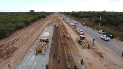 Marito: Las obras públicas no pararon y son un ejemplo en la región