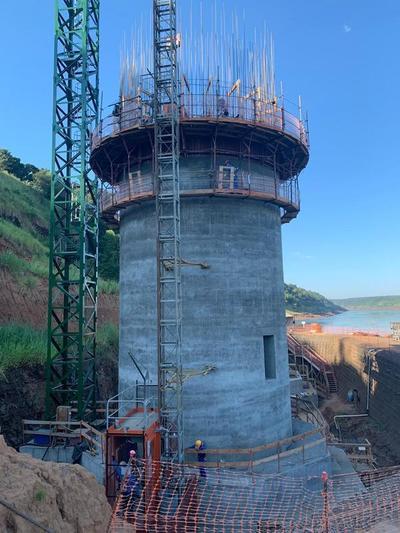 Avanzan sin contratiempos obras del segundo puente sobre el río Paraná