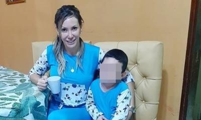 """Ruth Alcaráz: """"Chulina mi bebé no entiende aun lo que pasa"""""""