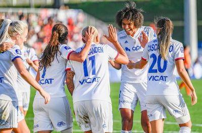 El Lyon femenino, campeón francés
