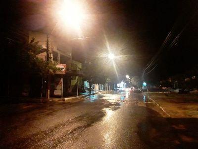Torrenciales precipitaciones en Horqueta traen alivio a productores