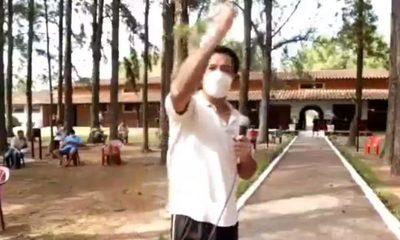 Albergados en Paraguarí dan negativo a coronavirus
