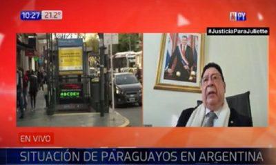 Más de 1.500 paraguayos residentes en Argentina quieren volver al país