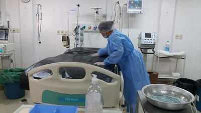 Enfermeras piden el reconocimiento a sus labores en su día