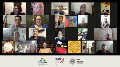 """Ganadores del concurso """"Con vos Paraguay crece"""" accedieron a premios"""