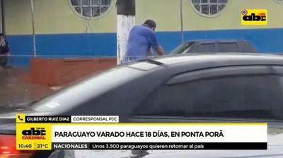 Compatriotas varados en Ponta Porã ingresaron a territorio nacional