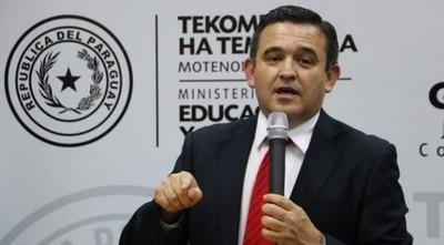 Hoy tratan la interpelación al ministro de Educación, Eduardo Petta