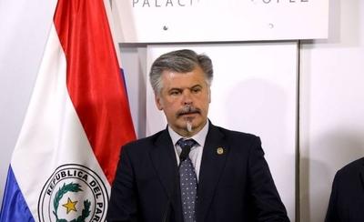 "HOY / Compras irregulares con código COVID: ""Ho'upáta hikuái la plata"", dice Giuzzio"