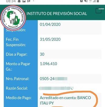 Instan a verificar cuentas bancarias antes de ir a formar largas filas en BNF