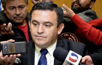 Se inició la Interpelación del Ministro Eduardo Petta