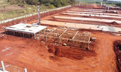 Avanza la construcción de nueva penitenciaría en Minga Guazú, y albergará a 1.320 internos – Diario TNPRESS