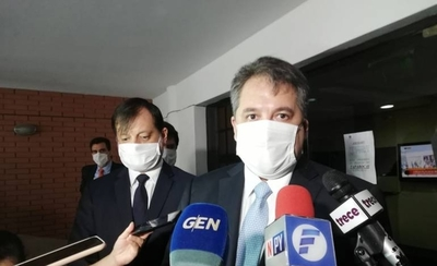 HOY / Caso Tapabocas: Extitular de la Dinac se abstuvo de declarar ante la Fiscalía