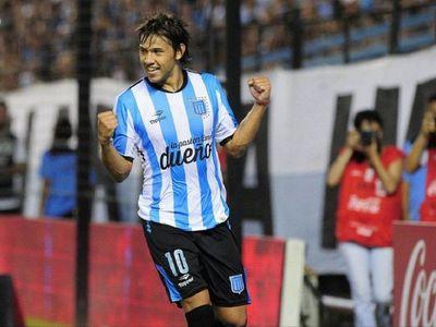 ¡Qué viva el fútbol, paraguayo! Racing recuerda un lujo de Óscar Romero
