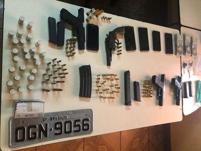 Yby Yaú: Detienen a 3 personas tras allanamiento por el asesinato de policía