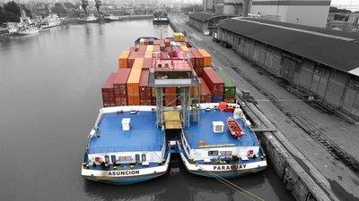 Exportaciones caen 18% en primeros cuatro meses del año