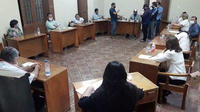 Ajustada mayoría evita intervención de la cuestionada Comuna sampedrana