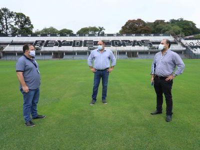 Tres estadios más fueron inspeccionados
