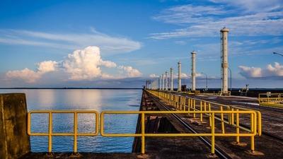 Itaipú flexibiliza embalse para navegabilidad del Río Paraná
