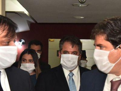 Dinac: Presuntas amenazas a Pidal podrían llevar a Melgarejo a prisión