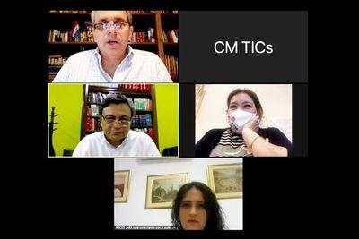 Entrevistas en CM vía Zoom