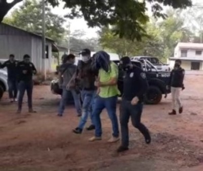 En Yby Yau: detienen e imputan a presuntos asesinos de policía