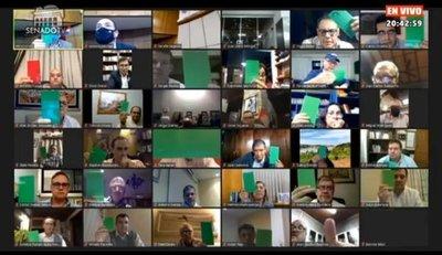"""Presentan proyecto de """"Voto de Censura"""" contra el ministro Eduardo Petta"""