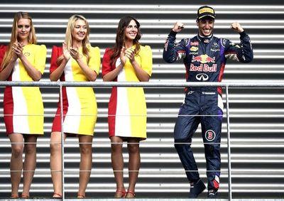 Daniel Ricciardo sustituirá a Carlos Sainz en McLaren
