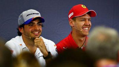 Ferrari oficializó la contratación de Carlos Sainz Jr.