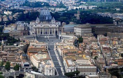 Las finanzas del Vaticano en rojo por el coronavirus