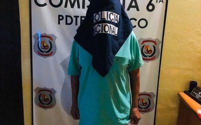 Sexagenario preso por agredir a su  esposa e hija en Presidente Franco – Diario TNPRESS