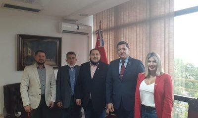 Abren investigación a políticos de CDE que  violaron cuarentena para reunirse con Alliana – Diario TNPRESS