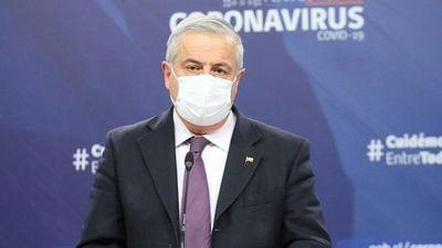 Chile registra la cifra más alta de contagios en un día y decreta cuarentena obligatoria