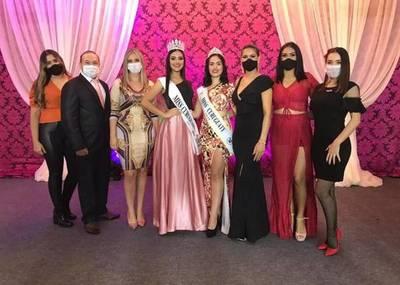 Señalan que esposa del intendente de Curuguaty habría formado parte del jurado de Miss Curuguaty