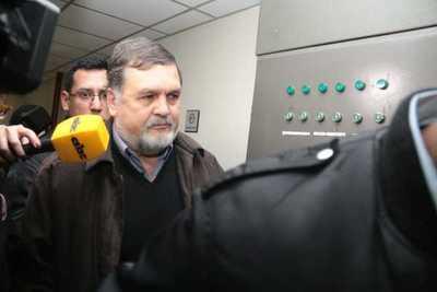 Nuevamente ratifican prisión a Ramón Benítez