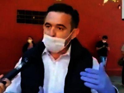 Piden voto de censura y la remoción de Eduardo Petta