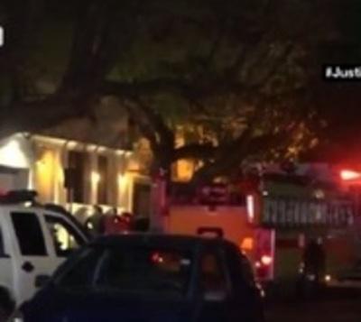 Falla eléctrica provoca principio de incendio en vivienda de Asunción