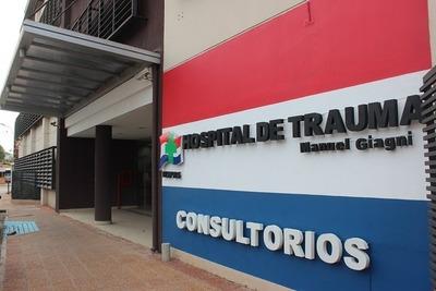 Pese a la cuarentena, se mantienen casos de gravedad en el Hospital del Trauma · Radio Monumental 1080 AM