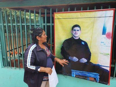 Doña Obdulia pide al EPP, en nombre de sus madres, tener noticias de su hijo