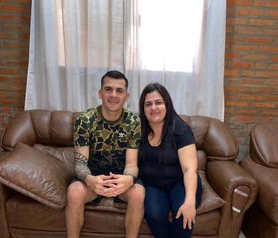"""Santiago Rojas: """"Gracias a mi mamá, estoy donde estoy"""""""