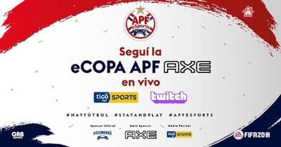 Así queda la eCopa APF Axe al cierre de las tres primeras jornadas