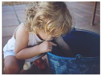 Bebé de un año murió ahogado en un balde