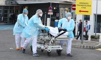EUU registró 1.680 muertes por coronavirus en 24 horas