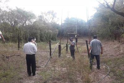 Buscan garantizar acceso a agua en Infante Rivarola y La Patria