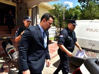 Nuevamente se suspende audiencia de revisión de medidas de Ulises Quintana
